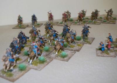 Byzantine archers